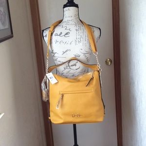 Handbags - Jessica  Simpson yellow  purse